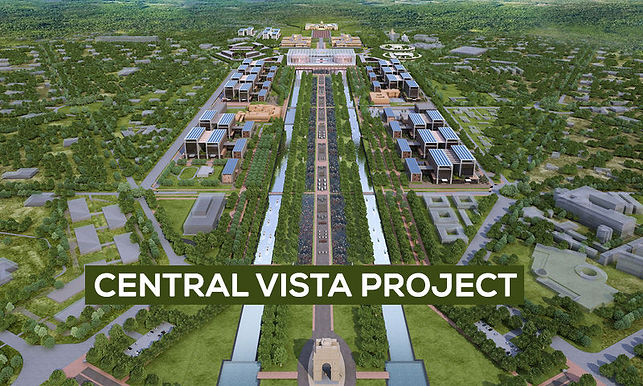 """Don't Citizens Have A Right To Know About Central Vista?"""" Divan Argues In SC For Public consultation"""