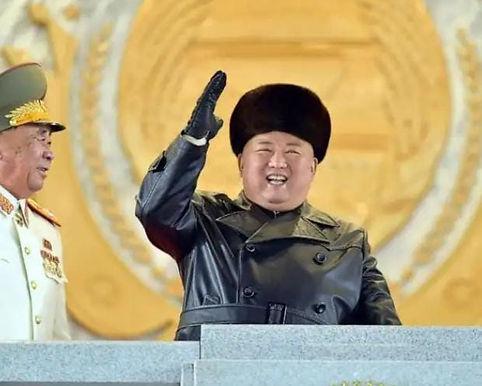 """North Korea flaunts new weapons amid Washington, D.C., turmoil"""