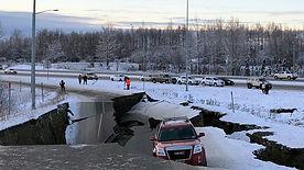Three massive earthquakes reported in Alaska; tsunami warning in Hawaii
