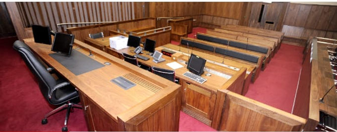 Five plans for Court service's levels.