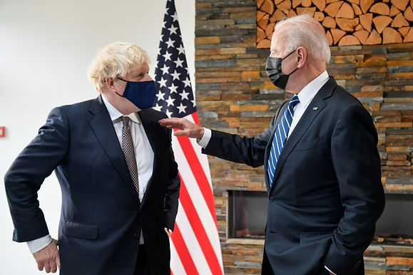 """US and UK have an indestructible relationship : Boris Johnson"""
