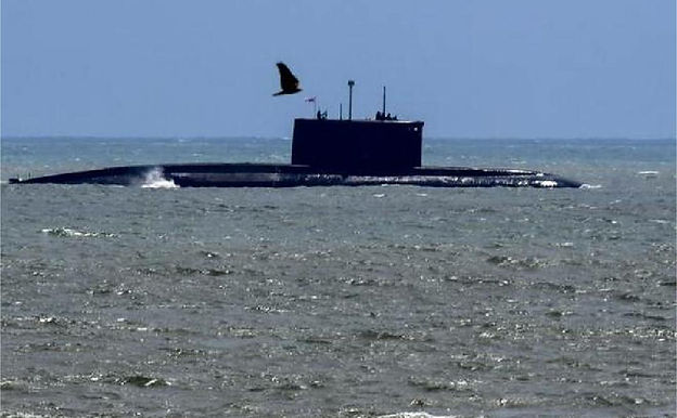 """""""Defence Ministry clears deal for 6 submarines"""""""