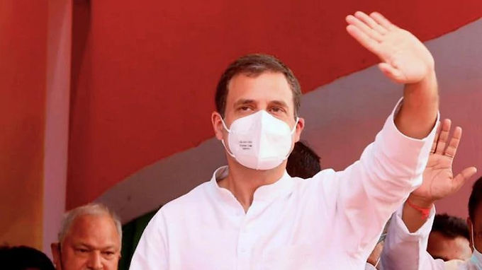 Rahul Gandhi accuses Centre of being 'grossly negligent' about Covid-19