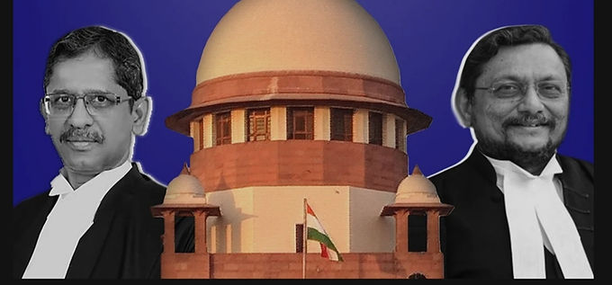 Chief Justice of India SA Bobde recommends appointment of Justice NV Ramana as next CJI: