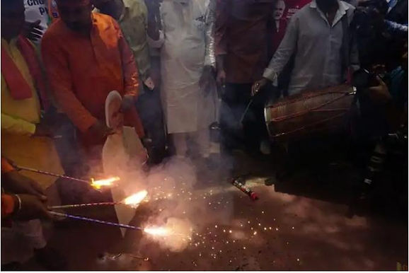 Regarding the banned of the sales and use of firecrackers in West Bengal during kali Puja Justice DY Chandrachud and indira Banerjee told that festivals are important but life itself has been imperilled now amid the pandemic