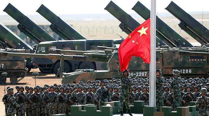 China passed a legislation banning defamation of military personnel