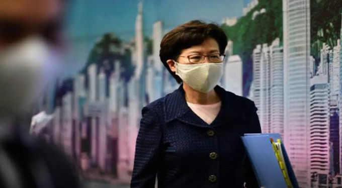 """Hong Kong mass arrests chill democracy movement""."