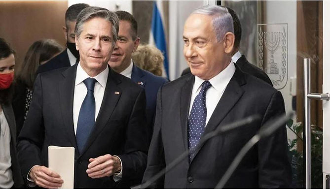 US to reopen Jerusalem consulate, upgrade Palestinian ties: