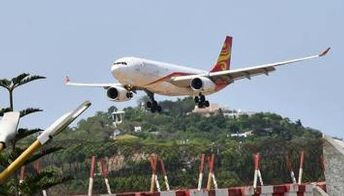 Civil Aviation Ministry caps deployment of flights at 50%