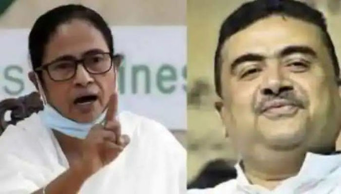 """""""West Bengal Assembly Elections 2021: BJP demands cancellation of CM Mamata Banerjee's nomination from Nandigram"""""""