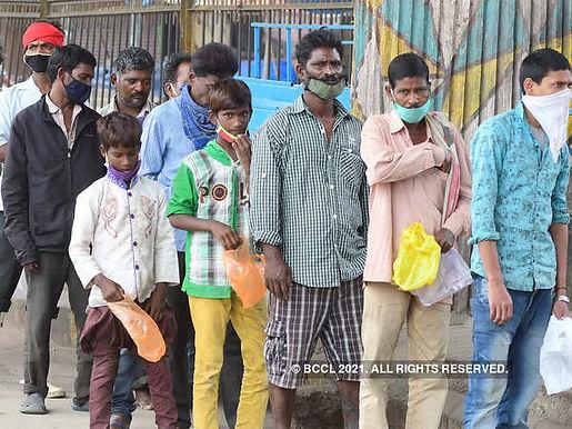 """Rising virus cases risk denting India's economic recovery"""
