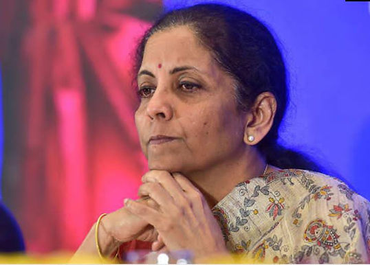 """""""Funds under MPLADS for 2019-20 cleared: FM Sitharaman"""""""