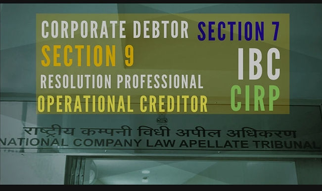 NCLT cannot direct invitation of fresh bids from resolution applicants after approval of a resolution plan by CoC-NCLAT:
