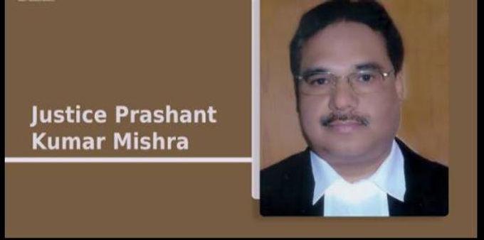 President appoints Prashant Kumar Mishra as Chief Justice of Chhattisgarh High Court