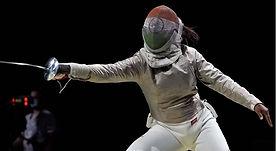 Indian fencer Bhavani Devi goes down fighting on Games debut