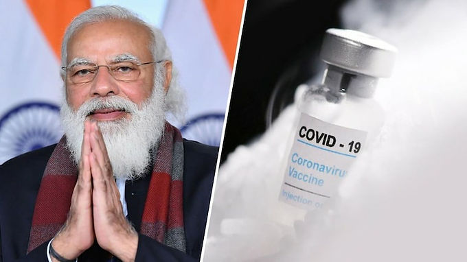 Bhutan, Maldives first among 6 recipients of Covid vaccine from India