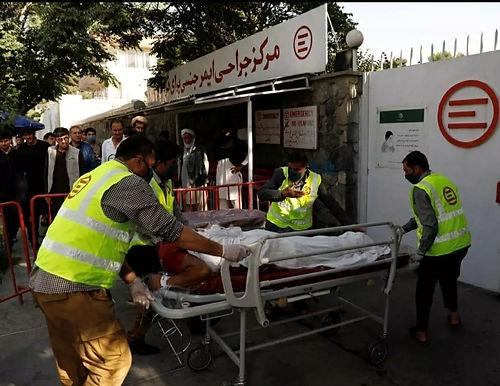 Afghan VP Amrullah Saleh escapes bomb attack in Kabul, 10 dead