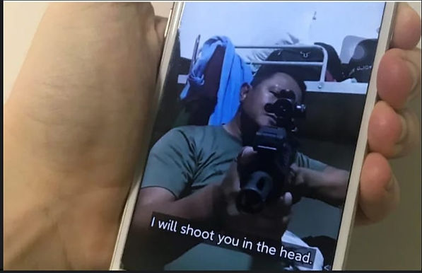 """""""I will shoot whoever I see: Myanmar soldiers use TikTok to threaten protesters"""""""