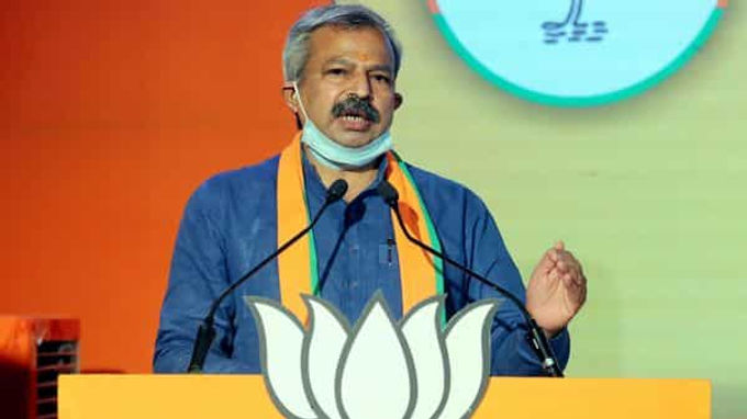 To drump up support for new farm laws the Delhi BJP started four days campaign