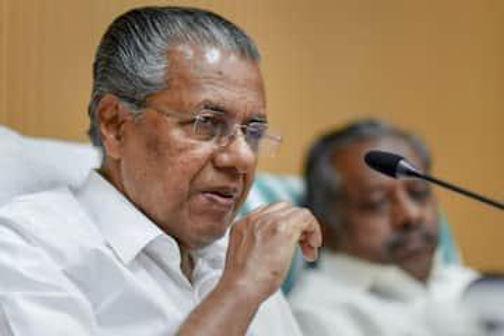 Kerala CM's Remarks About Sabrimala Ayyappa on Election Day Sparks Political Slugfest