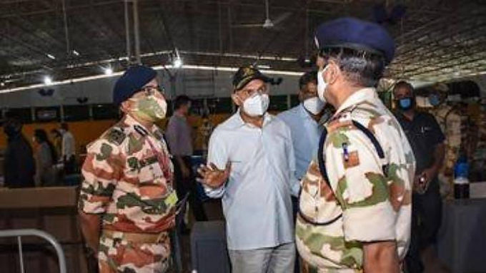 *COVID-19 | Only one-third beds in ITBP COVID-19 care centre taken as oxygen supply 'limited'*