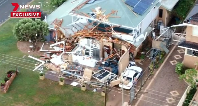 """Cyclone Seroja: Storm makes landfall in Western Australia"""