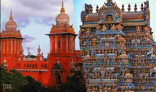 'Temple Lands Shall Always Remain With Temples; Public Purpose Theory Shall Not Be Invoked Over Temple Lands' : Madras High Court