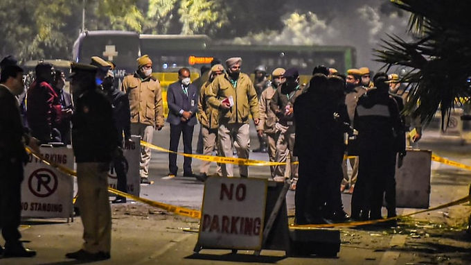 Iranian hand suspected in blast outside Israel embassy in Delhi, letter says it's a 'trailer'