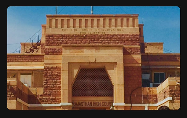 Gold Smuggling With Intent To Threaten Economic Security Of Country A ' Terrorist Act' Under UAPA : Rajasthan High Court: