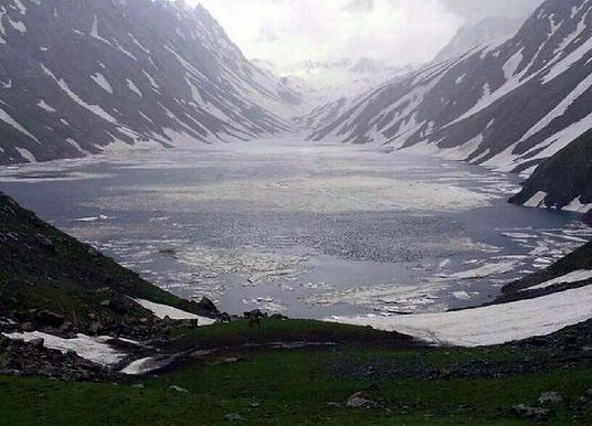 """""""Atlas of glacial lake which is formed due to the Climate Change in Ganga basin released"""""""