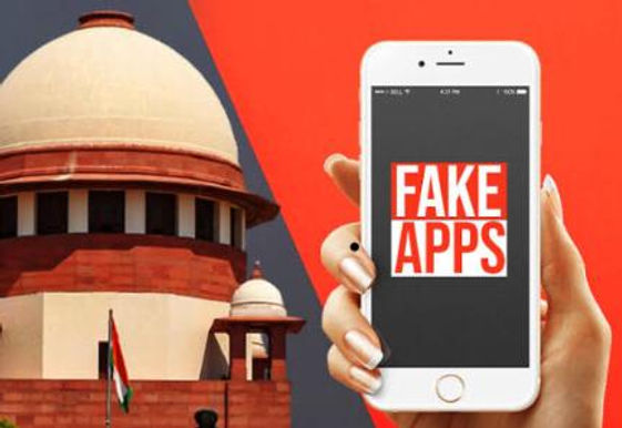 Plea Against Chinese Fake Loan Apps : Supreme Court Asks Petitioner To Approach Centre With Representation