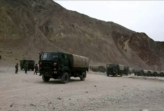 Chinese soldiers fired in air, tried to close in on Indian positions: Army