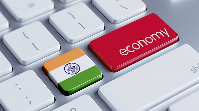 """""""Indian economy estimated to contract by 9.6% in 2020, grow at 7.3% in 2021"""""""