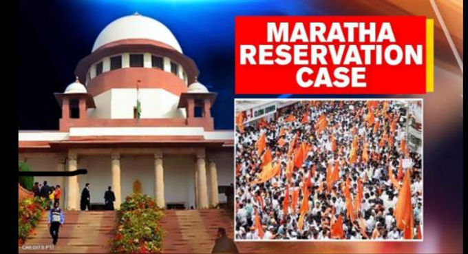"""""""Why stop at reservation? Do more to implement affirmative action:"""" Supreme Court in Maratha Reservation case"""