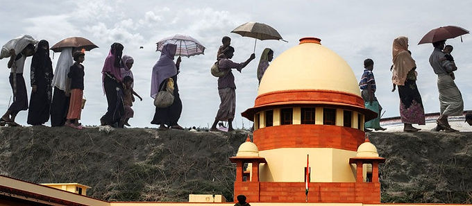 Deportation Of Rohingyas Not Only Violates Art. 21 And International Norms But Like Sending Them To Torture Or Death: Petitioner To Supreme Court