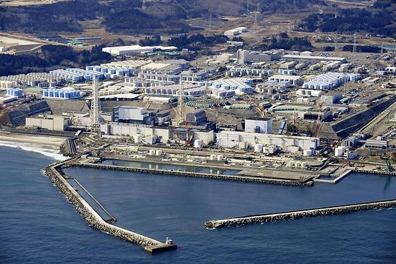 """""""Japan to release over 1 million tonnes contaminated Fukushima water into sea after treatment"""""""
