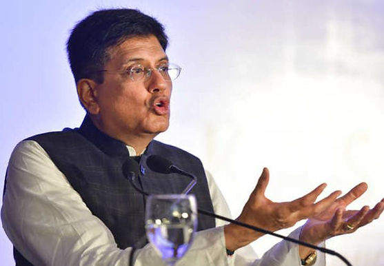 """""""Govt has received complaints against some e-commerce firms alleging violation of FDI policy: Piyush Goyal"""""""
