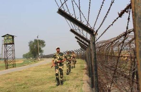 """""""Chinese national apprehended at India-Bangladesh border"""""""