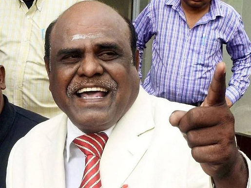 Madras High Court directs blocking of derogatory remarks by former judge CS Karnan on social media