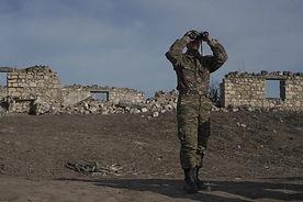 Armenia-Azerbaijan border clashes kill three people and injure four others