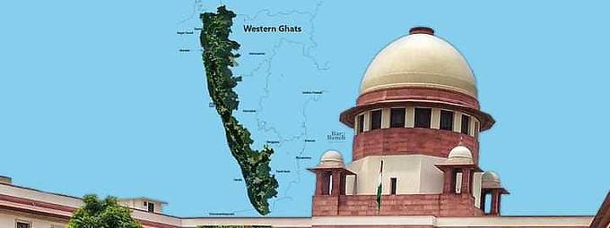 Plea in Supreme Court challenges Gadgil, Kasturirangan committee reports