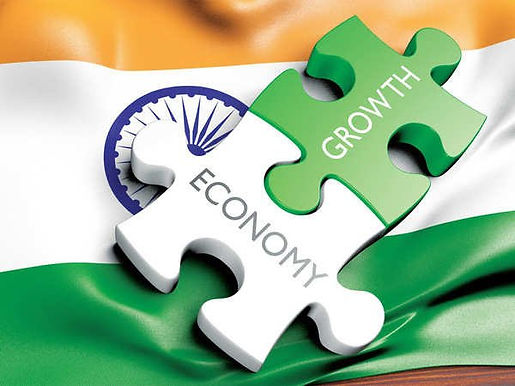 """""""India's economy shows signs of recovery as virus cases decline"""""""