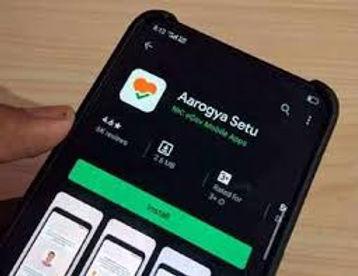 WHO chief talks about the Aarogya Setu app