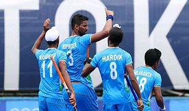 Rupinder's brace hands India 3-0 win over Spain in hockey