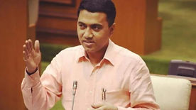 Two minors were raped on a Goa beach, prompting CM Pramod Sawant to question parents about why their daughters were out so late