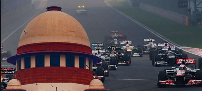 Formula One Race : SC Says Petition Filed In 2011 Against Tax Exemption Not Maintainable; Jaypee Sports Seeks Refund Of Deposit :
