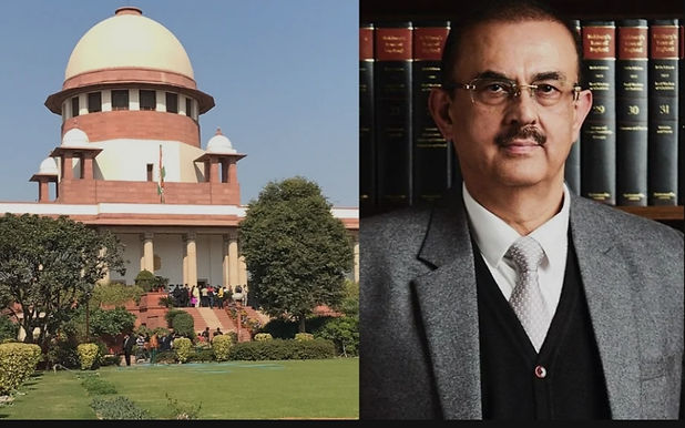 """""""No intention to cast aspersion on High Court lawyers:"""" SCBA President Vikas Singh clears the air"""