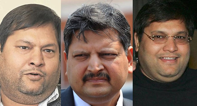 """""""Companies with a South African link, The Gupta brothers received 49 billion rands from parastatal companies in an illegitimate manner, according to a witnesses."""""""