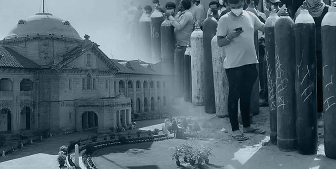 Death of COVID patients due to Oxygen shortage nothing less than genocide: Allahabad High Court orders inquiry: