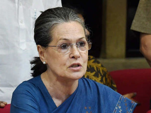"""""""High fuel tax is extortion to cover up economic mismanagement, Sonia Gandhi writes to PM"""""""
